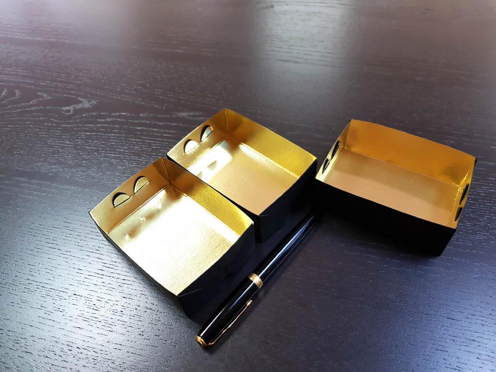 Tavita din carton pentru degustari (model 699) Tavita din carton pentru degustari (model 699) 20180711 131256
