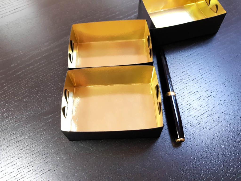 Tavita din carton pentru degustari (model 699) Tavita din carton pentru degustari (model 699) 20180711 131259